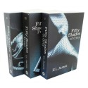 Fifty Shades Trilogy (Set of 3 Books) price comparison at Flipkart, Amazon, Crossword, Uread, Bookadda, Landmark, Homeshop18
