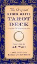 The Original Rider Waite Tarot Deck: Complete With Instruction Booklet price comparison at Flipkart, Amazon, Crossword, Uread, Bookadda, Landmark, Homeshop18