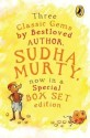 Three Classic Gems by Best Loved Author: Sudha Murty, Now in a Special Boxset Edition price comparison at Flipkart, Amazon, Crossword, Uread, Bookadda, Landmark, Homeshop18