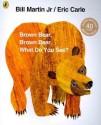 Brown Bear, Brown Bear, What Do You See? price comparison at Flipkart, Amazon, Crossword, Uread, Bookadda, Landmark, Homeshop18