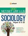UGC NET/SET (JRF & LS) SOCIOLOGY Paper II & III Single Edition price comparison at Flipkart, Amazon, Crossword, Uread, Bookadda, Landmark, Homeshop18