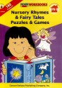 Nursery Rhymes & Fairy Tales Puzzles & Games Class PK-1 (With 140 Stickers) price comparison at Flipkart, Amazon, Crossword, Uread, Bookadda, Landmark, Homeshop18