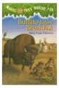Magic Tree House: Buffalo Before Breakfast (Book - 18) price comparison at Flipkart, Amazon, Crossword, Uread, Bookadda, Landmark, Homeshop18