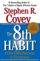 The 8th Habit: From Effectiveness to Greatness Har/DVD Edition price comparison at Flipkart, Amazon, Crossword, Uread, Bookadda, Landmark, Homeshop18