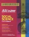 All in One Social science CBSE Class 10 (X) price comparison at Flipkart, Amazon, Crossword, Uread, Bookadda, Landmark, Homeshop18