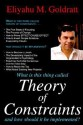 What Is This Thing Called Theory of Constraints price comparison at Flipkart, Amazon, Crossword, Uread, Bookadda, Landmark, Homeshop18