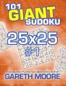 101 Giant Sudoku 25x25 #1 price comparison at Flipkart, Amazon, Crossword, Uread, Bookadda, Landmark, Homeshop18