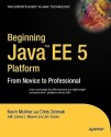 Beginning Java EE 5 1st  Edition available at Flipkart for Rs.2569