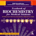 Textbook of Biochemistry for Medical Students price comparison at Flipkart, Amazon, Crossword, Uread, Bookadda, Landmark, Homeshop18