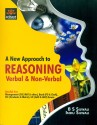 A New Approach to Reasoning Verbal and Non-Verbal 1st Edition price comparison at Flipkart, Amazon, Crossword, Uread, Bookadda, Landmark, Homeshop18