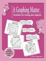 A Graphing Matter: Activities for Easing into Algebra (English) price comparison at Flipkart, Amazon, Crossword, Uread, Bookadda, Landmark, Homeshop18