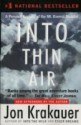 Into Thin Air: A Personal Account of the Mount Everest Disaster price comparison at Flipkart, Amazon, Crossword, Uread, Bookadda, Landmark, Homeshop18