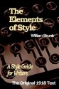 The Elements of Style: A Style Guide for Writers price comparison at Flipkart, Amazon, Crossword, Uread, Bookadda, Landmark, Homeshop18