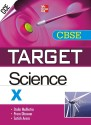 TARGET CBSE Science (Class - X) 1st  Edition price comparison at Flipkart, Amazon, Crossword, Uread, Bookadda, Landmark, Homeshop18