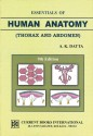 ESSENTIALS OF HUMAN ANATOMY VOL.1 (THORAX AND ABDOMEN) price comparison at Flipkart, Amazon, Crossword, Uread, Bookadda, Landmark, Homeshop18