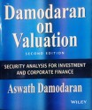 Damodaran On Valuation - Security Analysis For Investment And Corporate Finance 2nd Edition price comparison at Flipkart, Amazon, Crossword, Uread, Bookadda, Landmark, Homeshop18