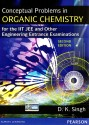 Conceptual Problems in Organic Chemistry for the IIT JEE and Other Engineering Entrance Examinations 2nd Edition price comparison at Flipkart, Amazon, Crossword, Uread, Bookadda, Landmark, Homeshop18