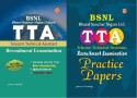 Combo Pack Study Guide BSNL TTA & Practice Papers, BSNL Recruitment Exam. (Set of 2 Books) 1st  Edition price comparison at Flipkart, Amazon, Crossword, Uread, Bookadda, Landmark, Homeshop18