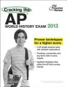 Cracking the AP World History Exam, 2013 Edition price comparison at Flipkart, Amazon, Crossword, Uread, Bookadda, Landmark, Homeshop18