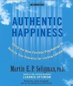 Authentic Happiness : Using the new Positive Psychology to Realize Your Potential for Lasting Fulfillment price comparison at Flipkart, Amazon, Crossword, Uread, Bookadda, Landmark, Homeshop18