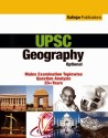 UPSC Geography Optional: Mains Examination Topicwise Question Analysis 20+ Years 3 Edition 9789382732945 available at Flipkart for Rs.155