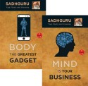 Book 1: Mind is your Business & Book 2: Body the Greatest Gadget (English) price comparison at Flipkart, Amazon, Crossword, Uread, Bookadda, Landmark, Homeshop18