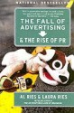 The Fall of Advertising and the Rise of PR price comparison at Flipkart, Amazon, Crossword, Uread, Bookadda, Landmark, Homeshop18