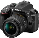 Nikon D3400 DSLR Camera  Body only   16  GB SD Card + Camera Bag  Black