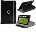 "Colorkart Flip Cover for 7"" Inch Samsung Galaxy Tab 2 3 4 Flip Cover In Rotating 360 Degree available at Flipkart for Rs.399"
