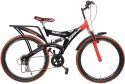 Hero DTB 6 Speed 26 T Mountain Cycle 6 Gear, Black
