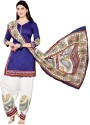 Shree Durga Cotton Floral Print Salwar Suit Dupatta Material available at Flipkart for Rs.1399