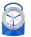 Taiba Mini Desk Fan with LED Light 3 Blade Table Fan available at Flipkart for Rs.399
