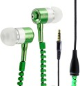 Fellkon Spice Mobile Phones Wired Headphone Green, In the Ear  available at Flipkart for Rs.248