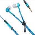 Wellcare Zipper Handfree For Karbonn Titanium S9 Lite  4 GB  Headphones available at Flipkart for Rs.329