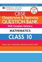 Oswaal CBSE Chapterwise and Topicwise Question Bank with Complete Solutions For Class 10 Mathematics (For March 2018 Exam) price comparison at Flipkart, Amazon, Crossword, Uread, Bookadda, Landmark, Homeshop18