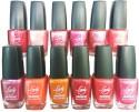 3f1c70471e Lady Fashion Insta Dry Pure Colour Nail polish Set Of 12 Nail Polish ...