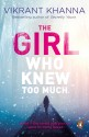 The Girl Who Knew Too Much : What if the Loved One You Lost Were to Come Back? price comparison at Flipkart, Amazon, Crossword, Uread, Bookadda, Landmark, Homeshop18