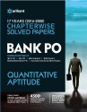 Bank PO Quantitative Aptitude : 17 Years (2000 - 2016) Chapterwise Solved Papers Second Edition price comparison at Flipkart, Amazon, Crossword, Uread, Bookadda, Landmark, Homeshop18