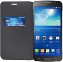 COVERNEW Flip Cover for Lava A76 Black, Artificial Leather, Plastic available at Flipkart for Rs.281