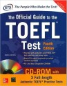 OFFICIAL GUIDE TO THE TOEFL TEST 4th  Edition price comparison at Flipkart, Amazon, Crossword, Uread, Bookadda, Landmark, Homeshop18