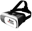 Bingo V200 VR BOX Headset For Movie   Game Virtual Reality Video Glasses Black, White available at Flipkart for Rs.399