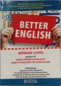 Better English 1st Edition price comparison at Flipkart, Amazon, Crossword, Uread, Bookadda, Landmark, Homeshop18