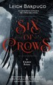 Six of Crows price comparison at Flipkart, Amazon, Crossword, Uread, Bookadda, Landmark, Homeshop18
