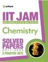 IIT JAM Joint Admission Test for M.sc Solved Papers (Chemistry) 2005 - 2017 : 5 Practice Sets Included price comparison at Flipkart, Amazon, Crossword, Uread, Bookadda, Landmark, Homeshop18