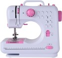 Wonder World ® Domestic 12 Stitch Household Multifunction Double Thread Double Speed Presser Foot Set Electric Sewing Machine available at Flipkart for Rs.3749