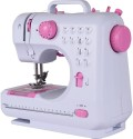 Wonder World ® Mini Portable Smart Tailor Stitch 2 Speed Home Travel Electric Sewing Machine available at Flipkart for Rs.3749