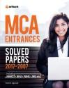 MCA Entrances Solved Papers (2007 - 2017) : Including NIMCET, BHU, PUNE, JNU price comparison at Flipkart, Amazon, Crossword, Uread, Bookadda, Landmark, Homeshop18