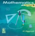 Mathematics for Class - 8 price comparison at Flipkart, Amazon, Crossword, Uread, Bookadda, Landmark, Homeshop18