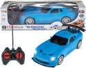 Wishkey Remote Control High speed Racing American Blue Super car Blue