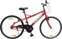 HERCULES Trailblazer RF 26 T Mountain Cycle Single Speed, Red